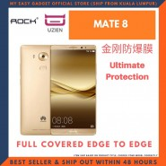 ROCK HUAWEI MATE 8 UZIEN EXPLOSION-PROOF SCREEN PROTECTOR EDGE TO EDGE COVER