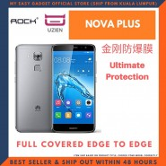 ROCK HUAWEI NOVA PLUS UZIEN EXPLOSION-PROOF SCREEN PROTECTOR EDGE TO EDGE COVER