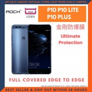 ROCK HUAWEI P10 P10 LITE P10 PLUS UZIEN EXPLOSION-PROOF SCREEN PROTECTOR EDGE TO EDGE COVER