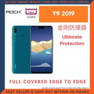 ROCK HUAWEI Y9 2019 UZIEN EXPLOSION-PROOF SCREEN PROTECTOR EDGE TO EDGE COVER