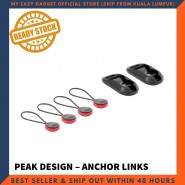 PEAK DESIGN ANCHOR LINKS QUICK-CONNECTION SYSTEM - ORIGINAL CAMERA GEAR [READY STOCK]
