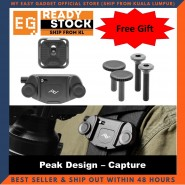 Peak Design Capture Camera Clip - Original Camera Gear [ready Stock]
