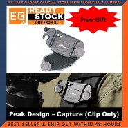 Peak Design Capture (Clip Only) - Original Camera Gear [ready Stock]