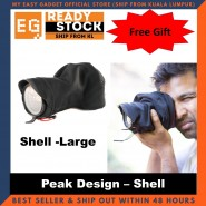 Peak Design Shell Large Size - Original Camera Gear [ready Stock]