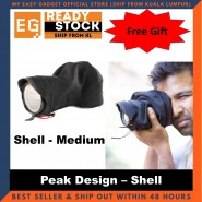 Peak Design Shell Medium Size - Original Camera Gear [ready Stock]