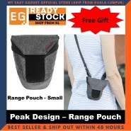 Peak Design Range Pouch Small Size Bag - Original Camera Gear [ready Stock]