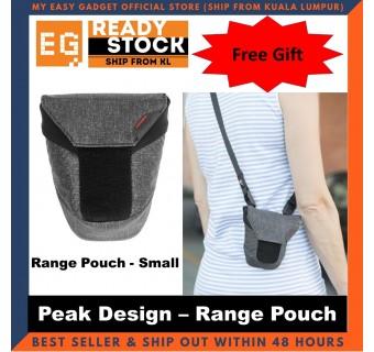 Peak Design Range Pouch Small Size Bag - Original Camera Gear [ready Stock]