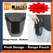 Peak Design Range Pouch Medium Size Bag - Original Camera Gear [ready Stock]