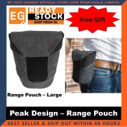 Peak Design Range Pouch Large Size Bag - Original Camera Gear [ready Stock]