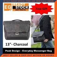 "Peak Design Everyday Messenger Sling Bag 13"" Inch - Original Camera Gear [ready Stock]"