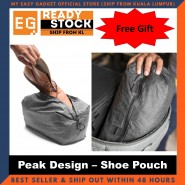Peak Design Shoe Pouch Travel Bag - Original Camera Gear [ready Stock]
