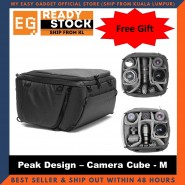 Peak Design Camera Cube Travel Bag Medium Size - Original Camera Gear [ready Stock]