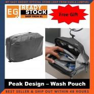 Peak Design Wash Pouch - Original Camera Gear [ready Stock]