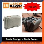 Peak Design Tech Pouch - Original Camera Gear [ready Stock]