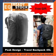 Peak Design Travel Backpack 45l - Original Camera Gear [ready Stock]