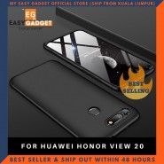 HUAWEI HONOR VIEW 20 360 FULL BODY PROTECTION CASE + TEMPERED GLASS