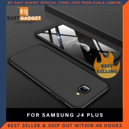 SAMSUNG J4 PLUS 360 FULL BODY PROTECTION CASE + TEMPERED GLASS
