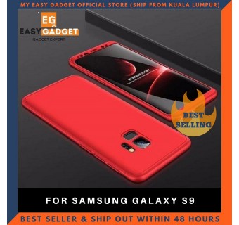 SAMSUNG GALAXY S9 360 FULL BODY PROTECTION CASE
