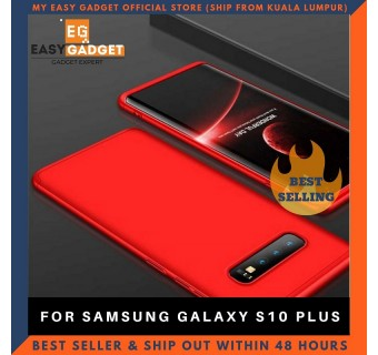 SAMSUNG GALAXY S10 PLUS 360 FULL BODY PROTECTION CASE