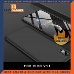 VIVO V11 360 FULL BODY PROTECTION CASE + TEMPERED GLASS