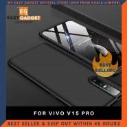VIVO V15 PRO 360 FULL BODY PROTECTION CASE + TEMPERED GLASS