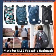 Matador Dl16 Backpack Bag Travel Bag Outdoor Activity [Original]