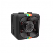 SQ11 MINI CAMERA 1080P FULL HD CAR DVR SPY CAM [CLEARANCE] - BLACK