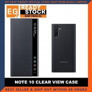 Samsung Note 10 Case Clear View Cover - Original Product