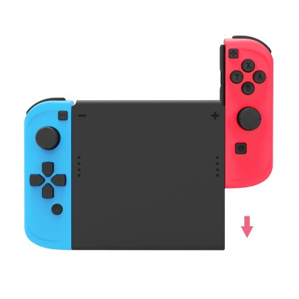 Dobe Nintendo Switch 5 in 1 Connector Pack for N-Switch Joy Con Controller Multi Angle TNS-19021
