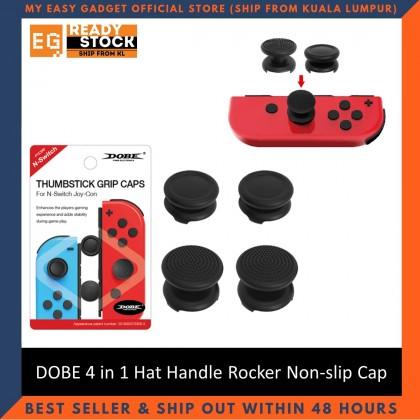 Dobe Nintendo Swtich Analog Button Thumbstick Grip Caps for N-S Joy Con 4pcs TNS-1873