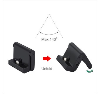 Dobe Nintendo Switch Foldable Quick Charging Stand Docking Stand NS Console TNS-18112