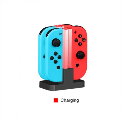 Dobe Nintendo Switch Joy Con Square Charging Stand Dock For Joy-con TNS-875