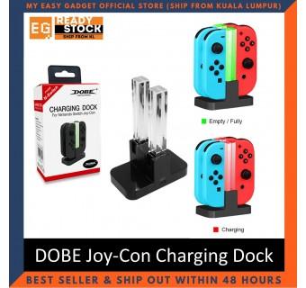 Dobe Nintendo Switch Joy Con Square Charging Stand Dock For Joy-con TNS-875