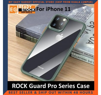 iPhone 11 / Pro / Pro Max Rock Guard Pro Series Drop Protection Case