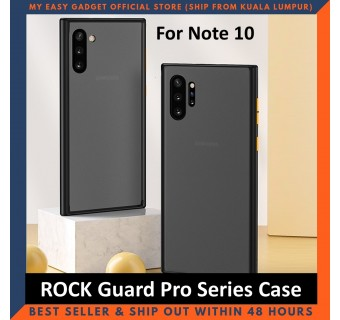 Samsung Galaxy Note 10 / Note 10 Plus Rock Guard Pro Series Drop Protection Case