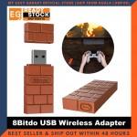 8Bitdo USB Wireless Adapter for Nintendo Switch, Windows, Mac, & Raspberry Pi