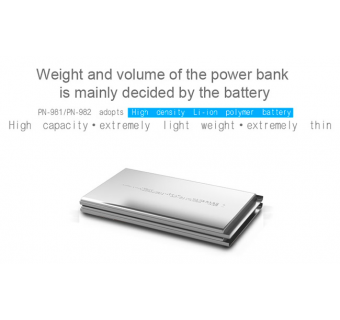 Original Pineng PN982 20000mAh Pineng Power Bank [ship Form KL]