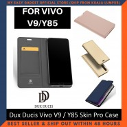 Dux Ducis Vivo V9 / Y85 Luxury Flip Leather Case Phone Case Skin Pro Protective Casing Shell