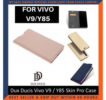 Dux Ducis Vivo V9 / Y85 Luxury Flip Leather Case Phone Case Skin Pro Protective Casing Shell