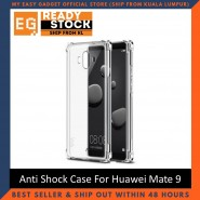 Huawei Mate 9 / Mate 9 Pro Anti Shock bumper case TPU Transparent Shockproof Full Protection Clear Cover