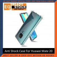 Huawei Mate 20 / Mate 20 Pro Anti Shock bumper case TPU Transparent Shockproof Full Protection Clear Cover