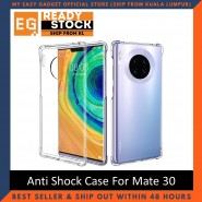 Huawei Mate 30 / Mate 30 Pro Anti Shock bumper case TPU Transparent Shockproof Full Protection Clear Cover