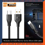 Mcdodo CA-5160 Warrior Series Micro USB Cable 1 meter