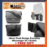 (New) Peak Design Everyday Messenger V2 13Litter