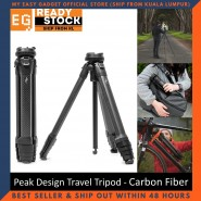 Peak Design Travel Tripod Ultra Smooth Pro Performance Pro Level Stability Travel Tripod