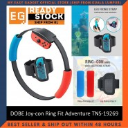 Ring Fit Adventure for Nintendo Switch Adjustable Leg Strap Set for Ring Fit Adventure Ring-con included TNS-19269