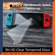 Nintendo Switch / Switch Lite 9H HD Clear High Screen Sensitivity And Comfortable Touch Feel Tempered Glass
