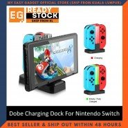 Dobe Nintendo Switch Charging Dock For Joy-con / Pro Controller / Device TNS-879