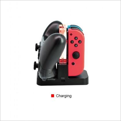Dobe Nintendo Switch Charging Dock For Joy-con / Pro Controller / Device TNS-879