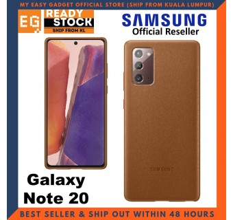 Original Samsung Galaxy Note 20 Leather Cover Case Samsung Note 20 Case